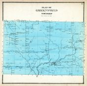 Greenfield Township, Erie County 1865